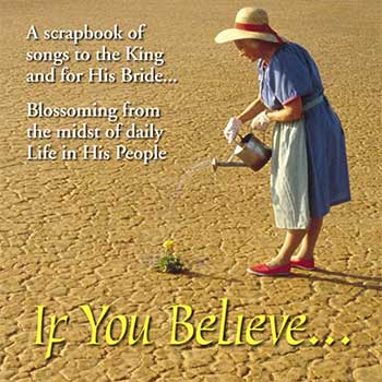 If You Believe CD
